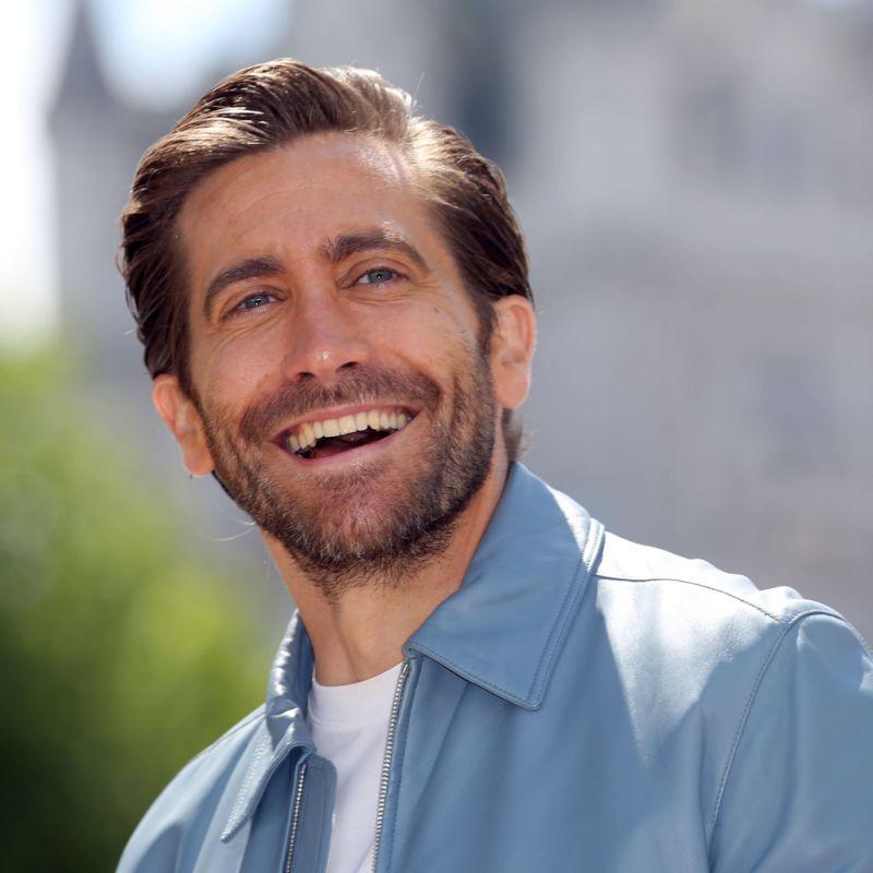 Jake Gyllenhaal Smile