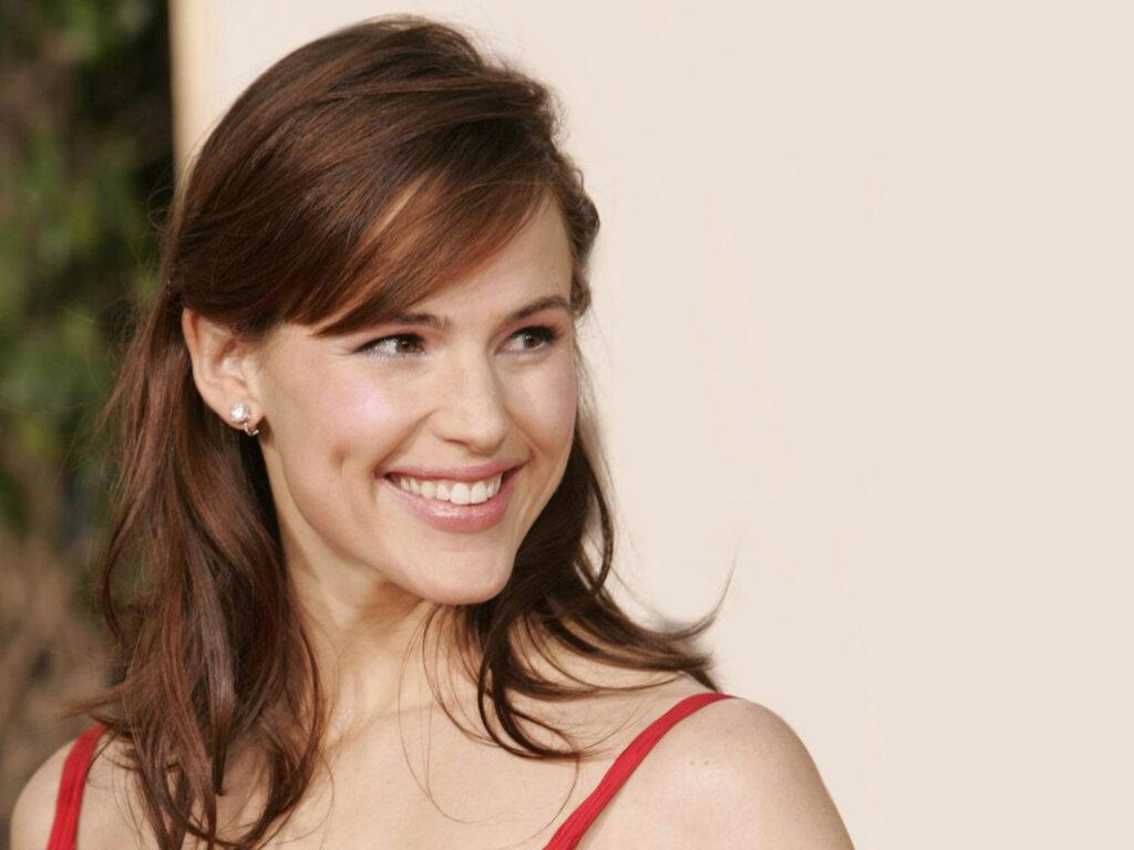 Jennifer Garner Smile