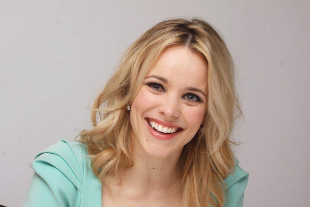 Rachel McAdams Smile
